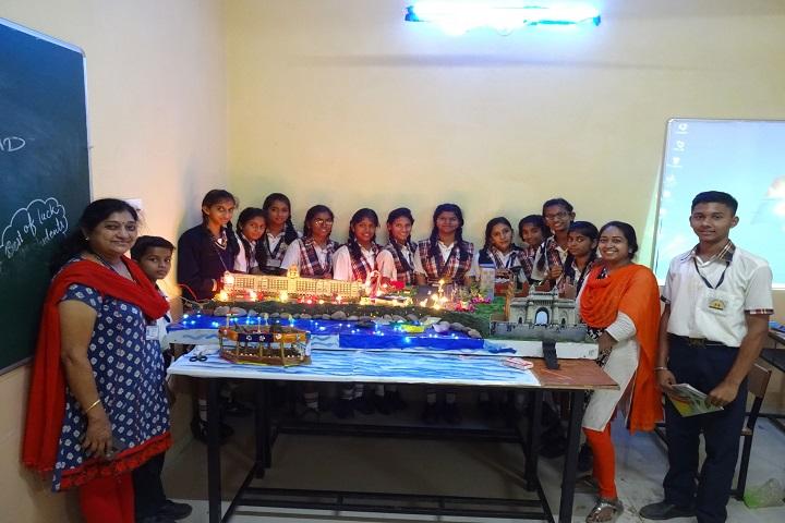 G H Raisoni Vidya Niketan-Science Exhibition