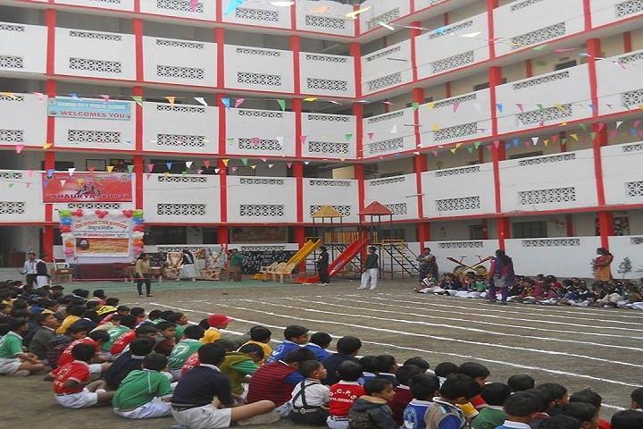 Gandhi City Public School-Sports Meet