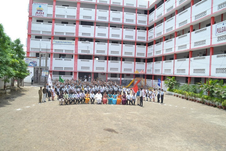 Gandhi City Public School-Staff