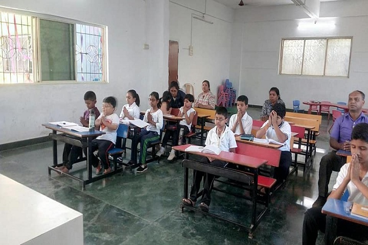 Ganesh International School-Classroom