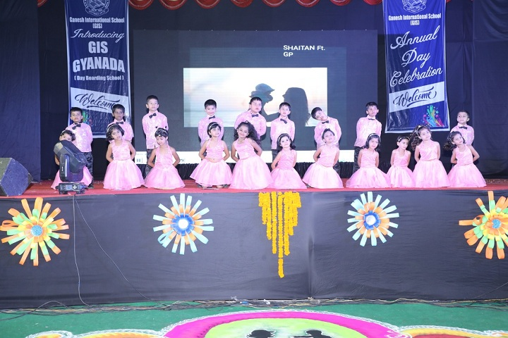 Ganesh International School-Events1