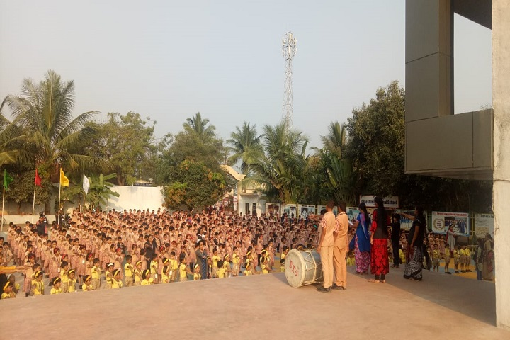 Ganesh International School-Morning Assembly