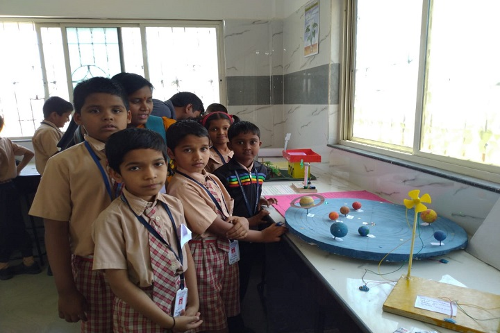 Ganesh International School-Science Exhibition