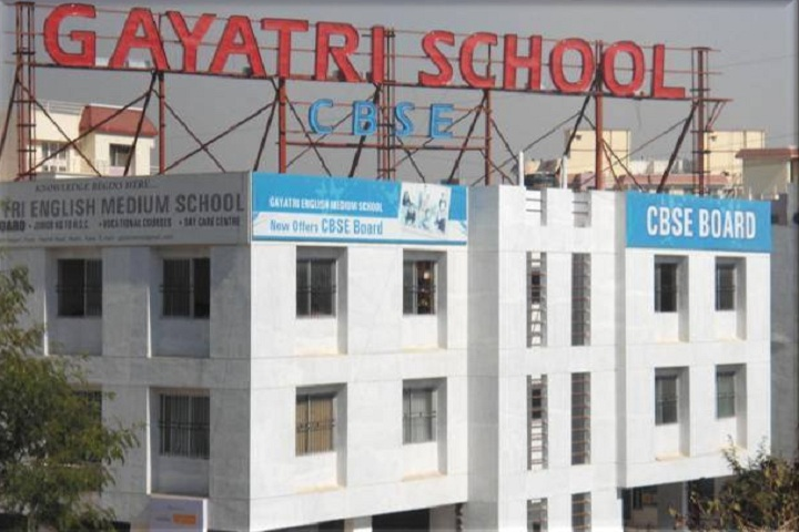 Gayatri English Medium School-Campusview