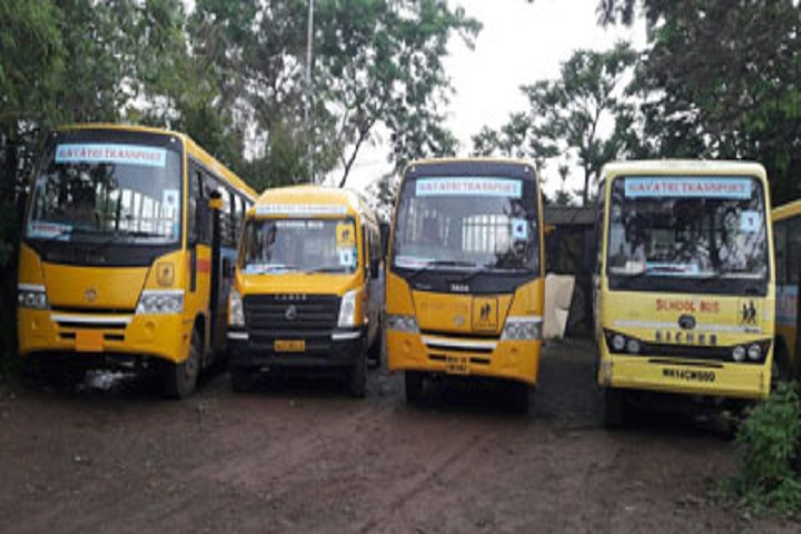 Gayatri English Medium School-Transport