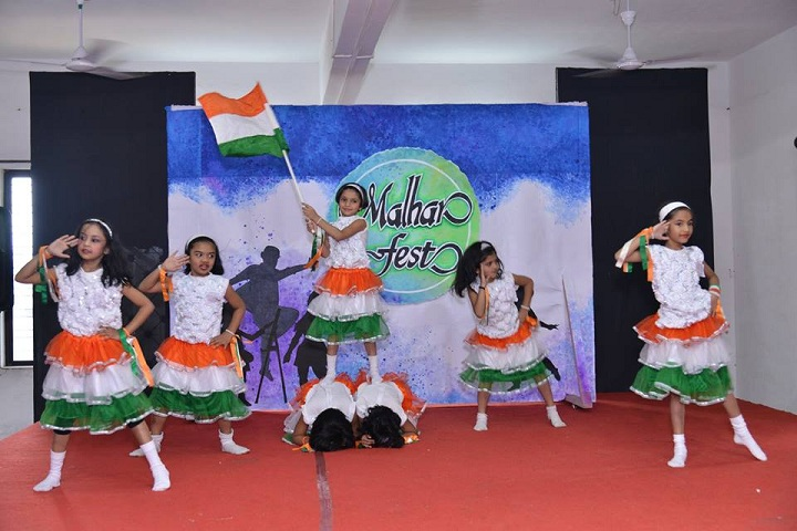 Gems English Medium School-Independence Day