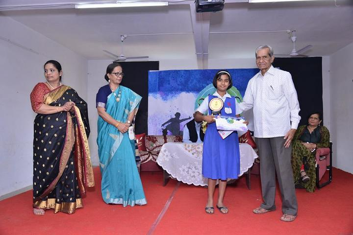 Gems English Medium School-Annual Prize Distribution