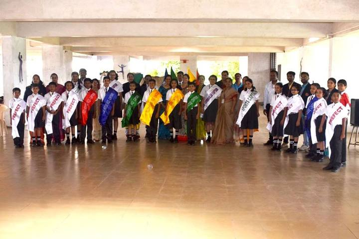Gems English Medium School-Investiture Ceremony