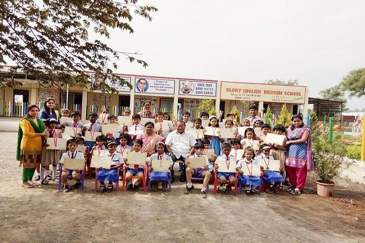 Glory English Medium School-Certification