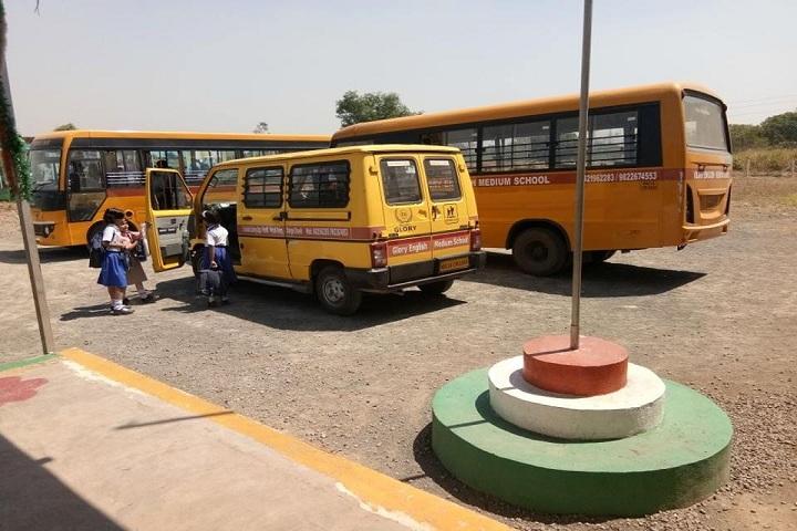 Glory English Medium School-Transport