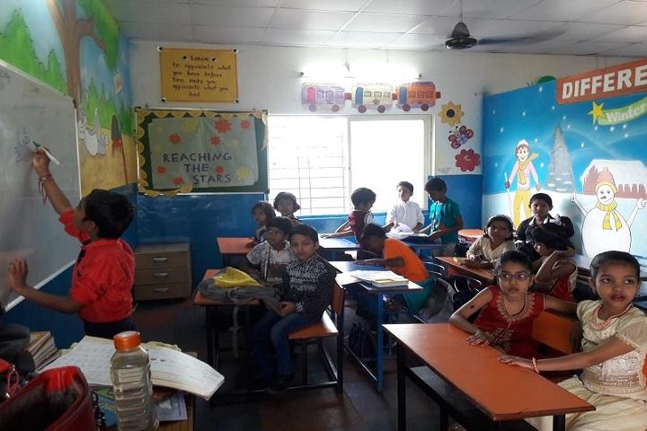 Glory English Medium School-Classroom
