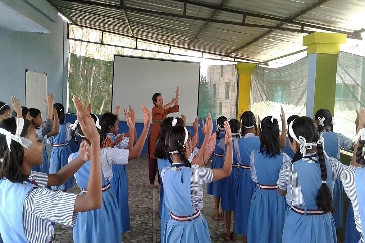 Glory English Medium School-Dance Class