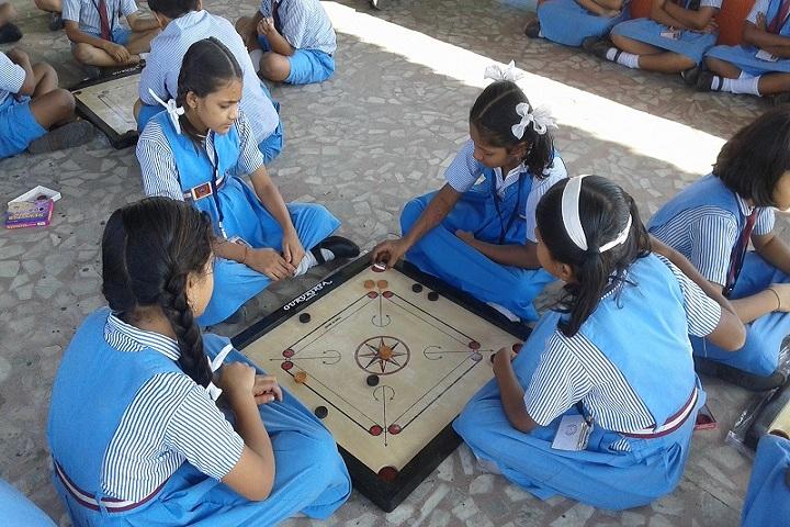 Glory English Medium School-Indoor Games
