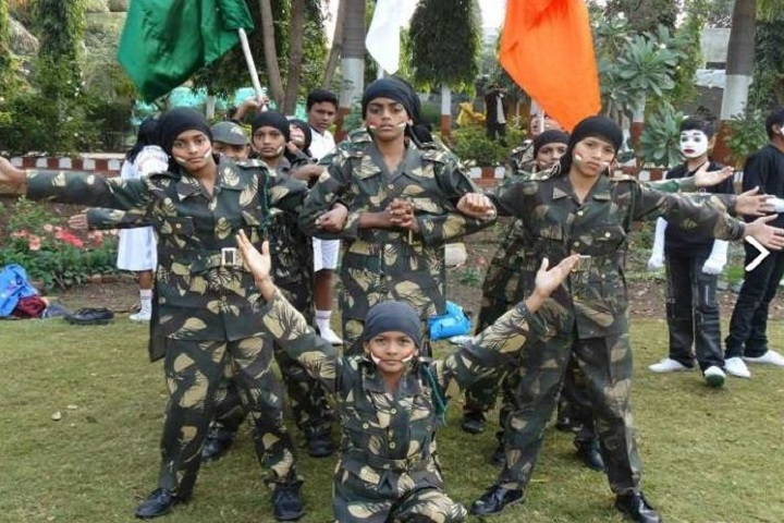 Godavari Foundations Godavari English Medium School-Drama
