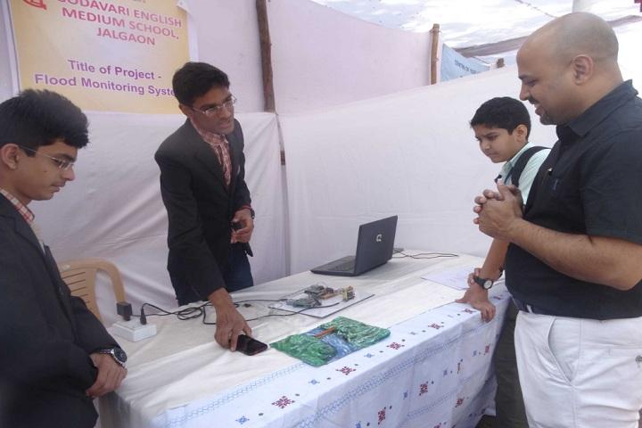 Godavari Foundations Godavari English Medium School-Activity2