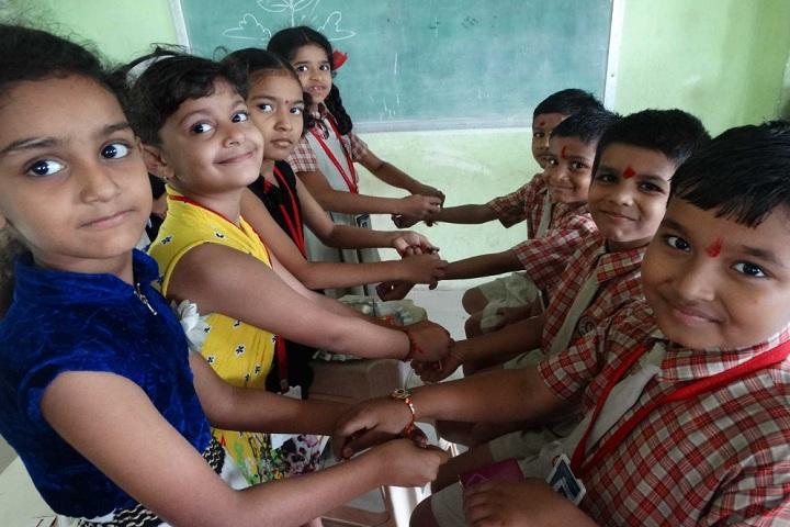 Godavari Foundations Godavari English Medium School-Festival Celebrations