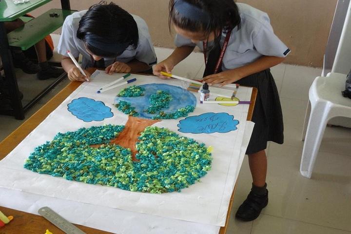Golden Days Universal School-activity