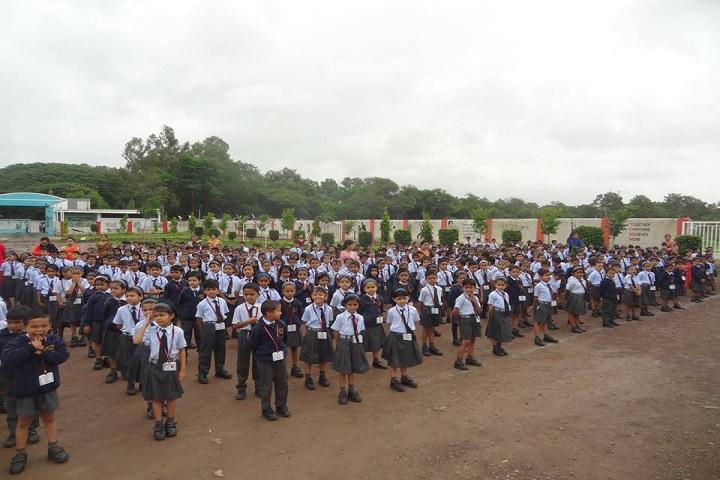 Golden Days Universal School-assembly