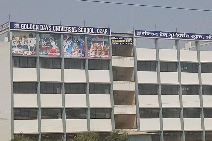 Golden Days Universal School-building