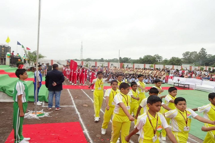 Golden Days Universal School-independence day