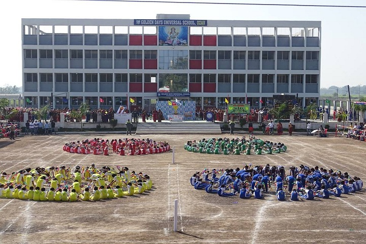 Golden Days Universal School-sports day1