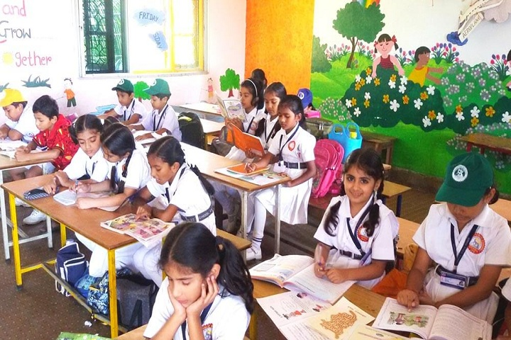 Gondia Public School- Pre-Primary Classroom