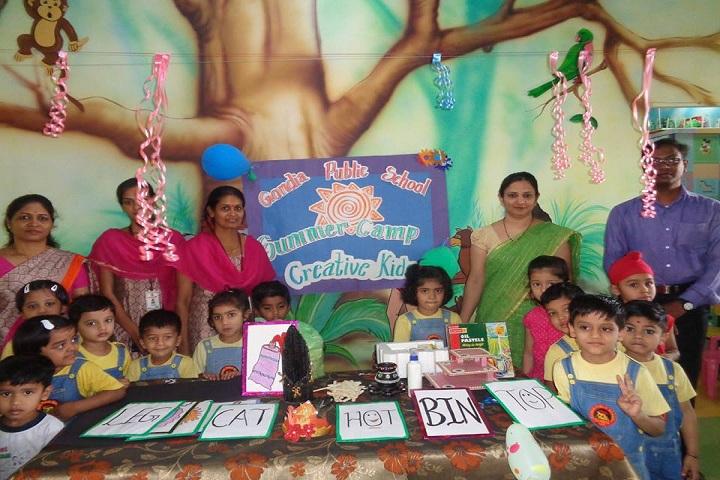 Gondia Public School-activity