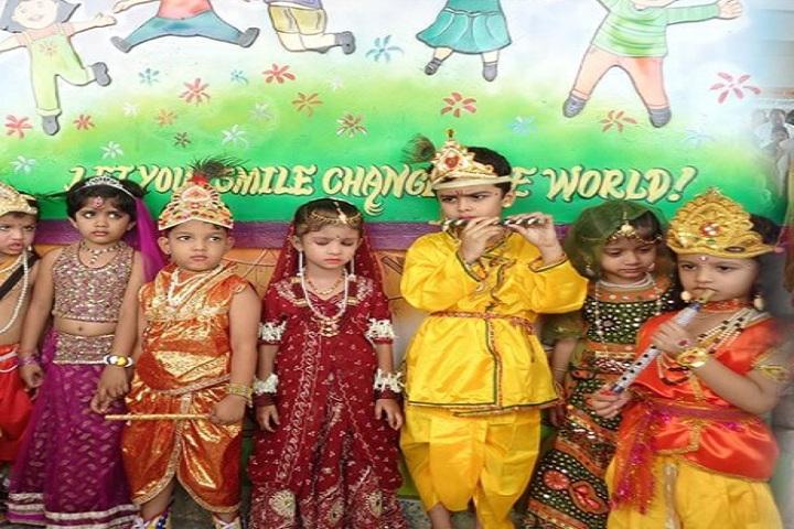 Gondia Public School-Festival Celebrations