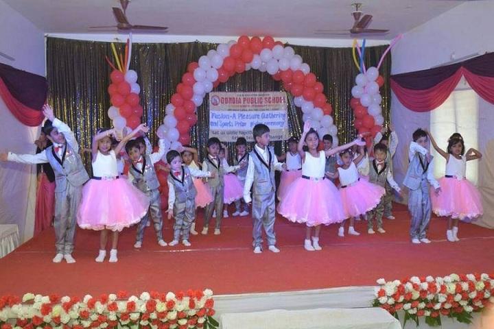 Gondia Public School-Childrens Day