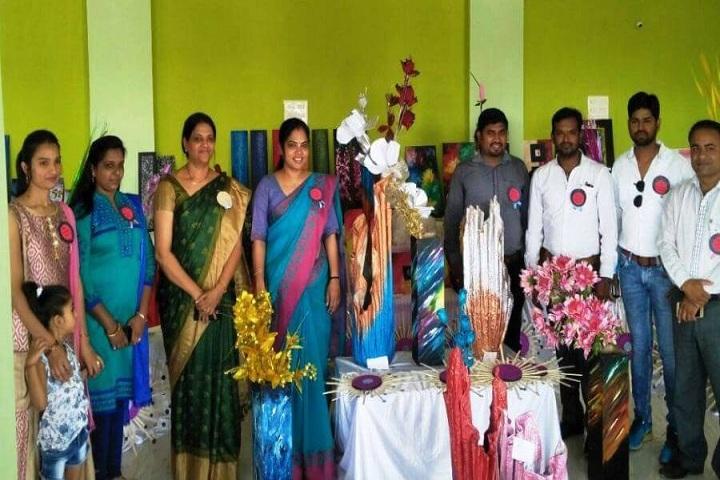 Gondia Public School-exhibition