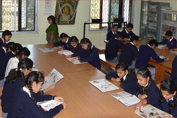 Gondia Public School-library