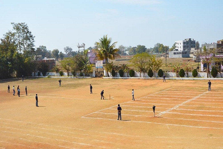 Gondia Public School-Play Ground