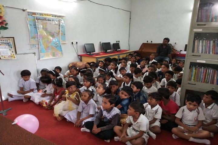 Gondia Public School Activity Room