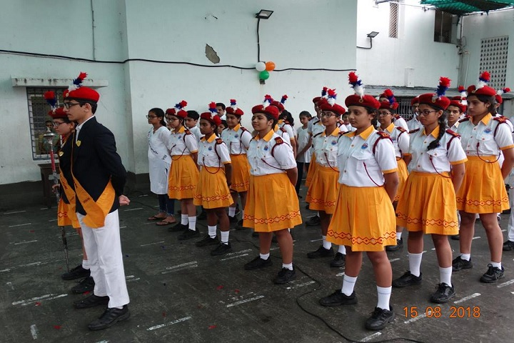 GOPI BIRLA MEMORIAL SCHOOL-independence day