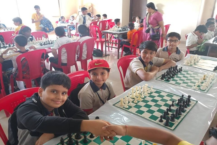 GOPI BIRLA MEMORIAL SCHOOL-indoor games