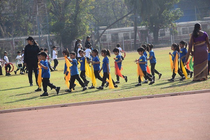 GOPI BIRLA MEMORIAL SCHOOL-pre primary sports day