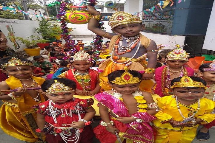 Greenfield International-Janmashtami