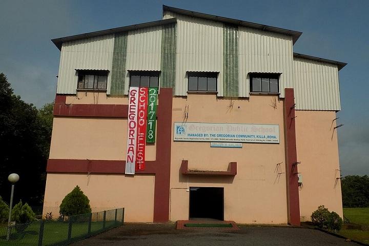 Gregorian Public School-Building