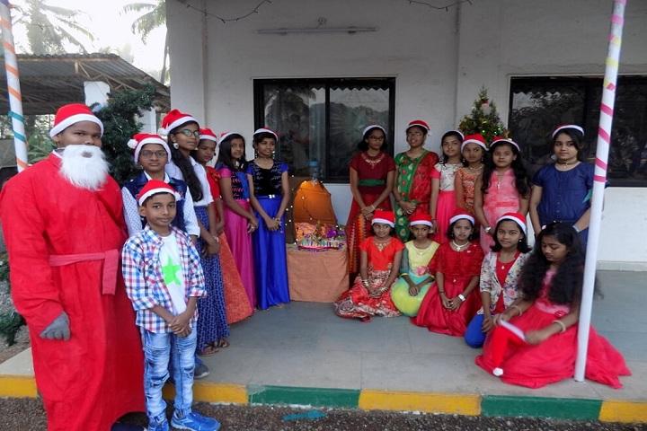 Gregorian Public School-Christmas