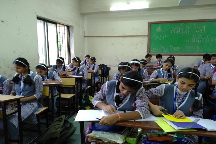 Gregorian Public School-Classroom