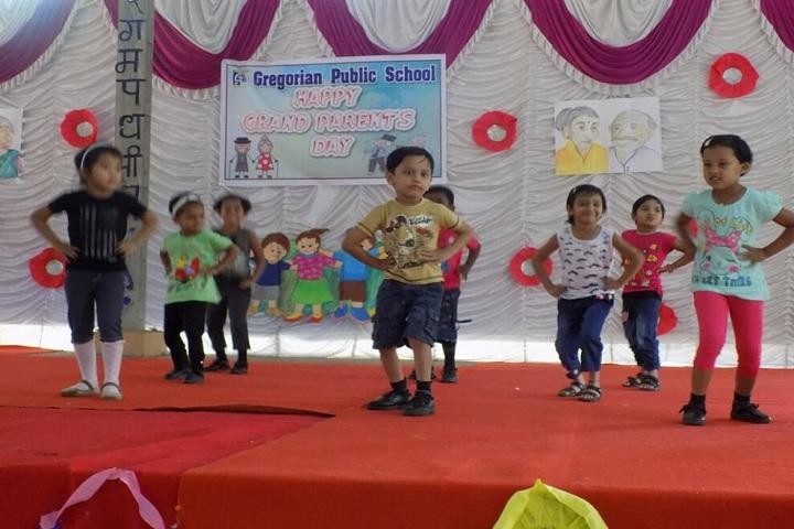 Gregorian Public School-Childrens Day
