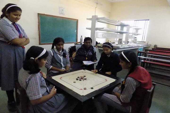 Gregorian Public School-Indoor Games