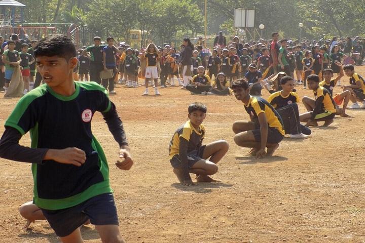 Gregorian Public School-Sports