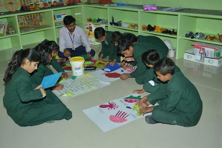 Gurukul Dnyanpeeth School-Activity