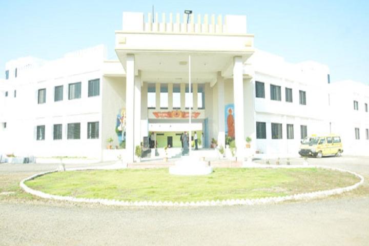 Gurukul Dnyanpeeth School-Building