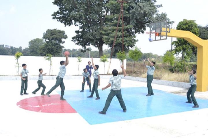 Gurukul Dnyanpeeth School-Sports