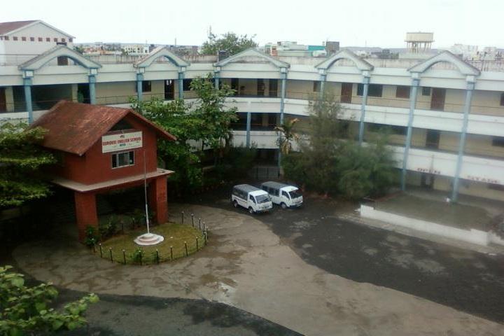 Gurukul English School-campus