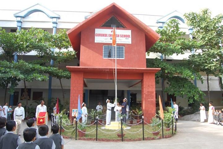Gurukul English School-republic day