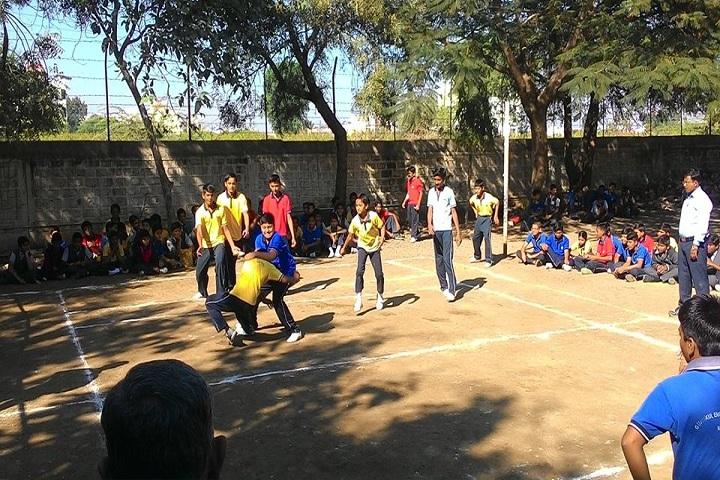 Gurukul English School-sports