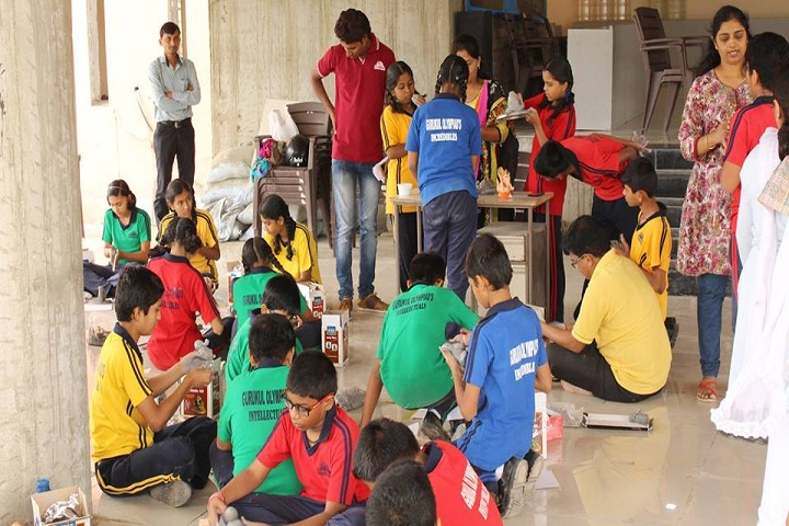 Gurukul Olympiad School-activity